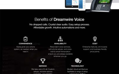 Dreamwire Voice is Crystal Clear