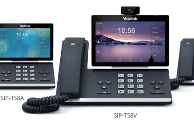 New features added to our hosted PBX